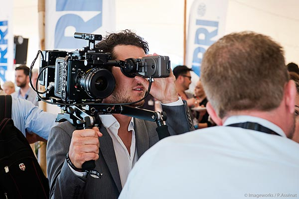 ARRI in Cannes, May 2015