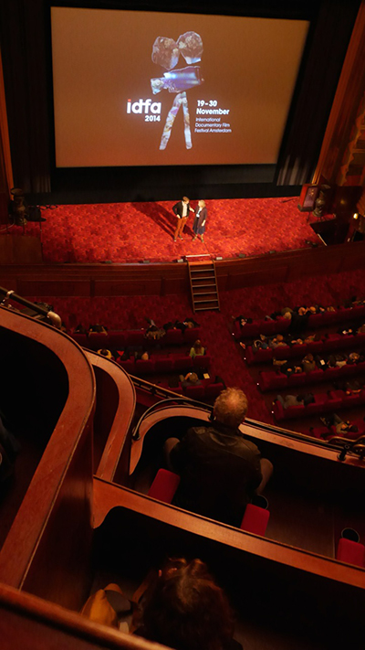 IDFA's vertigo-inducing venue