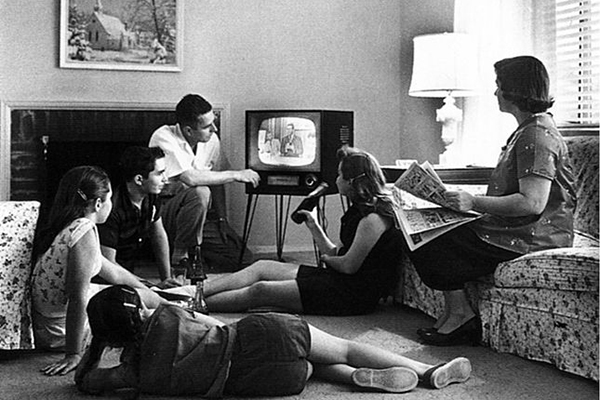 The quality of TVs has improved in recent years ... not so much the content, argues the CBB Image: Evert F. Baumgardner
