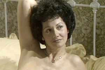 One Network News newsreader Angela D'Audney in 1982 drama The Venus Touch