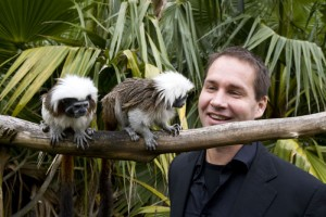 Cameron Harland visits the Ministry for Primate Industries