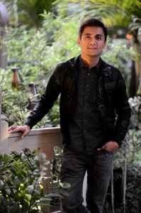 Filipino director Jun Robles Lana