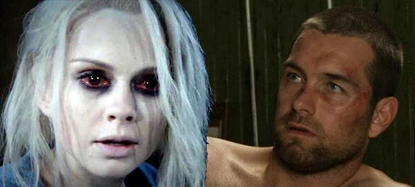 Rose McIver and Antony Starr give criminals grief in iZombie and Banshee