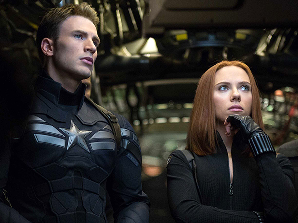 Captain America: the Winter Soldier: So, what do you do in summer, then?
