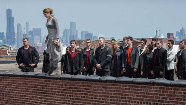 Divergent: I can't quite see if the dairy's open from here.