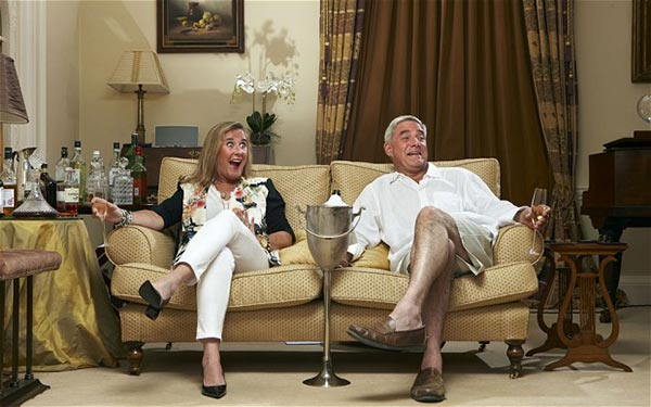 Gogglebox by all3media international's Studio LambertPicture: Studio Lambert