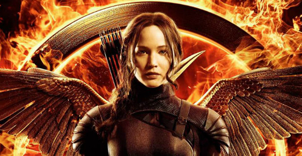 The Hunger Games: Mockingjay part 1 opens at #1