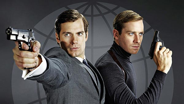 Back in black, and white: The Man From U.N.C.L.E.