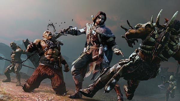 Shadow of Mordor put its opponents to the sword at the DICE Awards