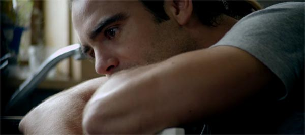 Dustin Clare in Sunday