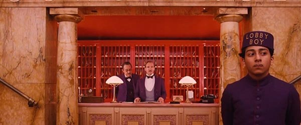 Checking in with nine nominations,  The Grand Budapest Hotel