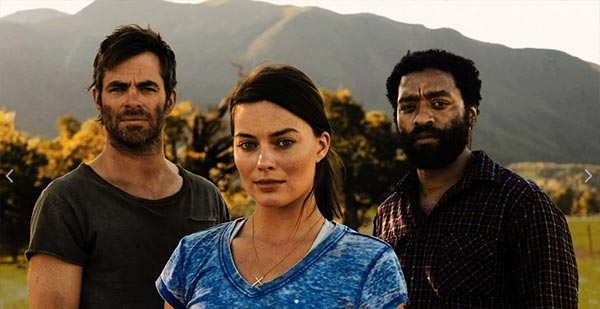 Z For Zachariah: shot in NZ, getting shot down in Utah