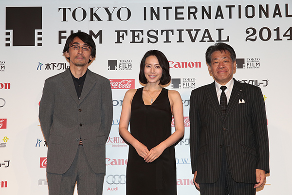 Tokyo IFF press conference